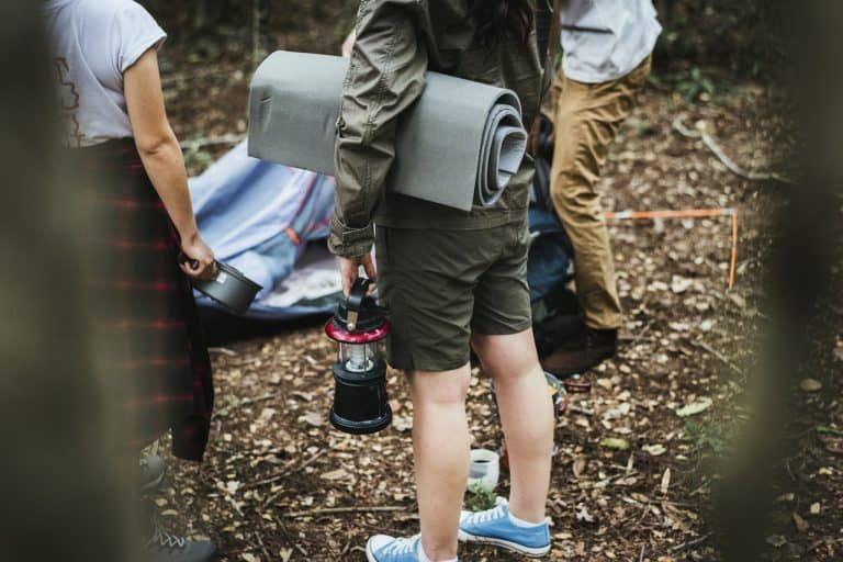 Quelles sont les caractéristiques d'une tente gonflable ?
