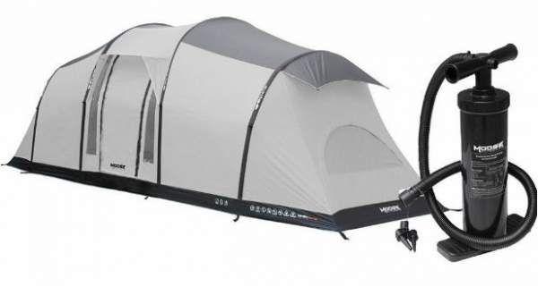 Pourquoi acheter une tente gonflable ?