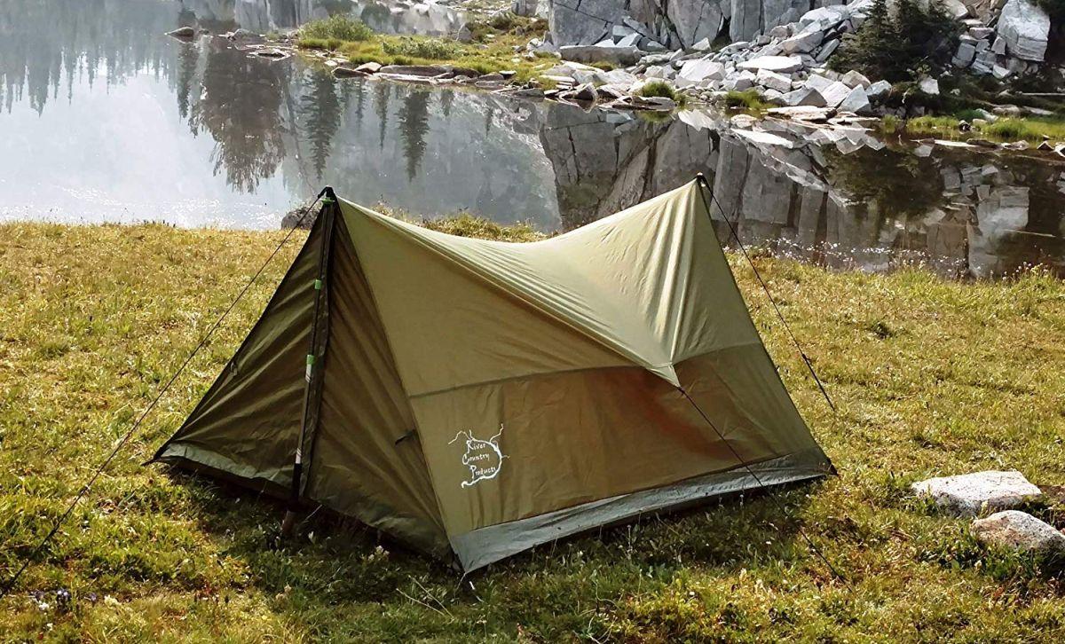 Choisir une tente pour un Treck